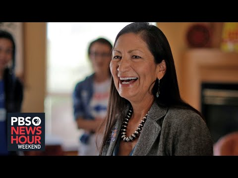 Why Native Americans are celebrating Rep. Haaland's nomination