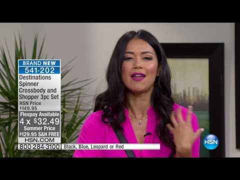 HSN | Destinations Travel Premiere 06.14.2017 - 06 AM