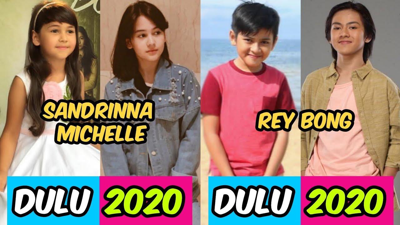 Perubahan Wajah Pemain Dari Jendela SMP SCTV Dulu Dan Sekarang, FT Sandrinna Michelle Dan Rey Bong