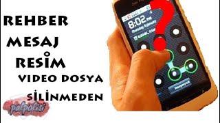 TELEFONDA UNUTULAN DESEN ŞİFRESİ NASIL AÇILIR (sıfırlamadan)