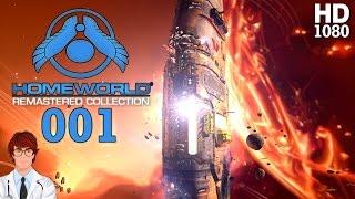 Homeworld Remastered #001 - Stapellauf [Deutsch|German] | Let