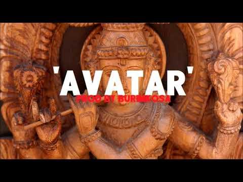 HOT Instrumental | 'Avatar' Indian / Afro Dancehall Vocal Hindi R&B Hiphop Type Beats