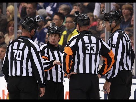 New Rules in the NHL for 2017 18 Season