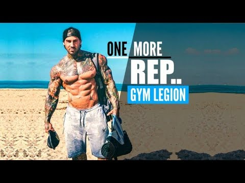 ONE MORE REP - Aesthetic Fitness Motivation 🔥