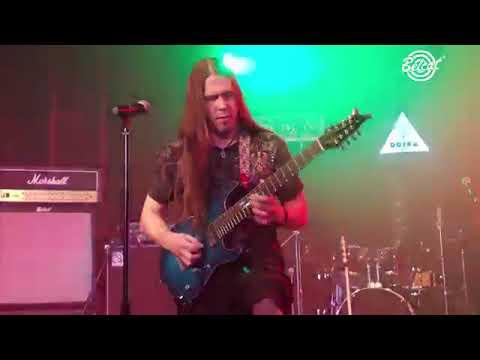 Samuli Federley -  ACDC, Thunderstruck Live In Seoul, Korea