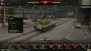 World of Tanks - T26E4 Super Pershing Review - Patch 9.1