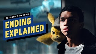 Pokemon Detective Pikachu Ending Explained