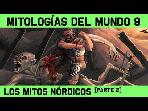 MITOS Y LEYENDAS 9: Mitología Nórdica 2/2 - La Saga Volsunga, los Nibelungos, Hervor y Beowulf