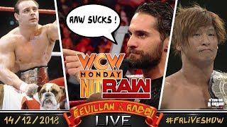[FRLive] Monday NitRAW + RIP Dynamite Kid + NJPW en route vers Wrestle Kingdom 13