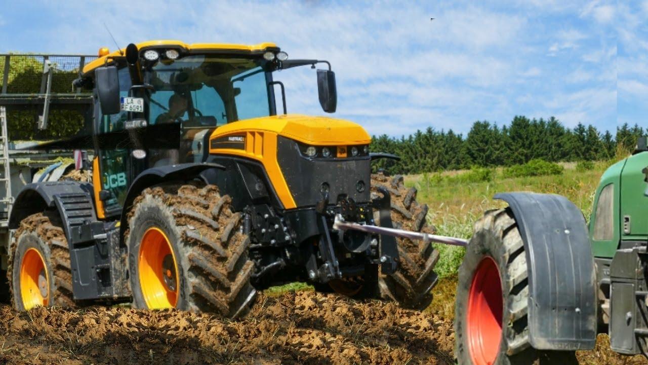 GPS Häckseln 2021 Extrem - JCB Traktoren - Claas Jaguar 950