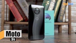 Moto X4 — обзор смартфона