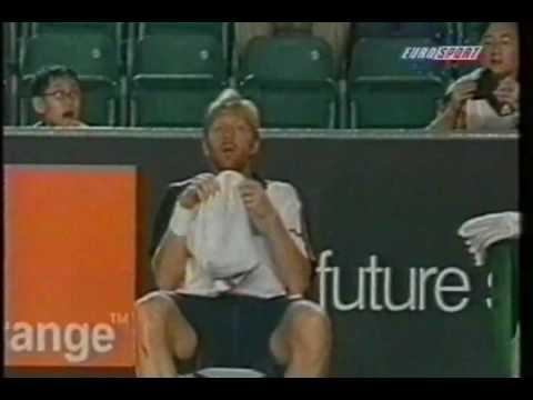 1999   Hong Kong   Finale   Agassi b Becker