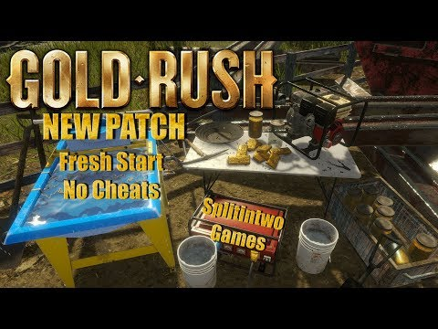 Gold Rush The Game New Patch Season 2 Rush For Gold