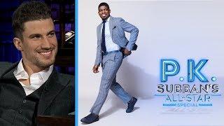 P.K. Subban's All-Star Special Preview | P.K. grills Roman Josi on locker room beef | NBC Sports
