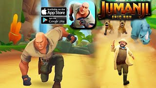 JUMANJI: EPIC RUN - 4D Action Runner (iOS, ANDROID)
