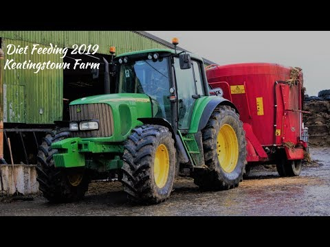 Diet Feeding 2019-Keatingstown Farm
