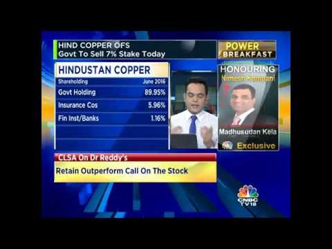 Hindustan Copper In Focus Today