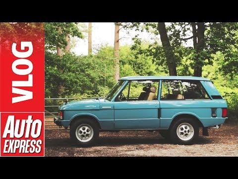 Range Rover Velar: we drive the car that inspired the Velar name