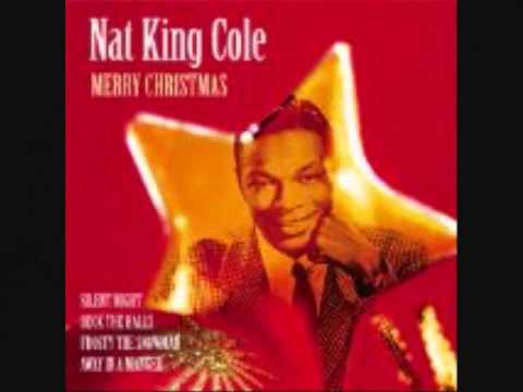 Nat King Cole LITTLE CHRISTMAS TREE - YouTube