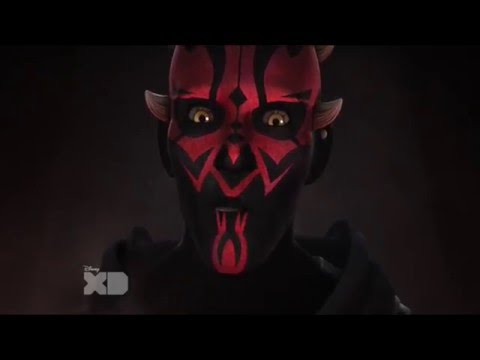 Star Wars Rebels: Darth Maul Duel Of The Inquisitors