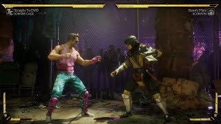 MK11: Johnny Cage Gameplay & Character Breakdown