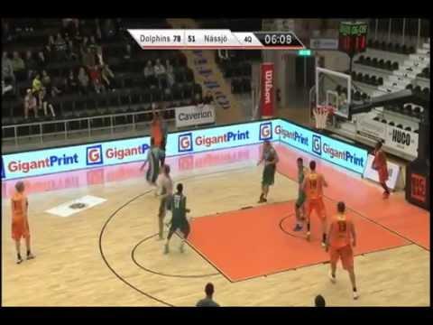 Swedish basketball league
