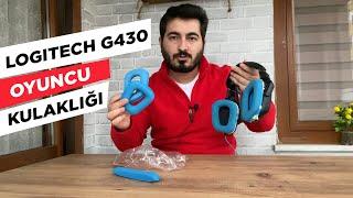 Logitech G430 Oyuncu Kulaklığım Sıfır Gibi Oldu | Oyuncu Kulaklık Süngeri Nasıl Değiştirilir?