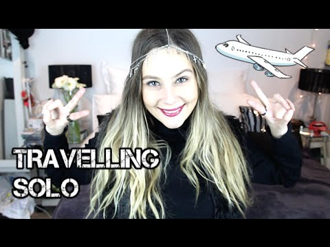 MY EXPERIENCE TRAVELLING EUROPE SOLO | + Tips