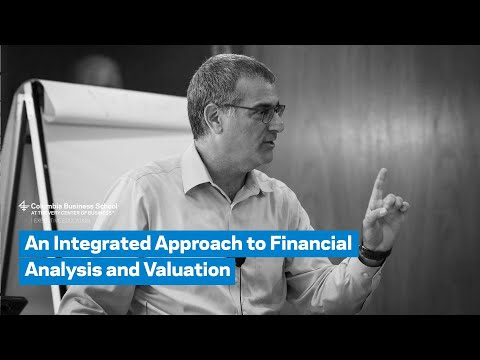 An Integrated Approach to Financial Analysis and Valuation
