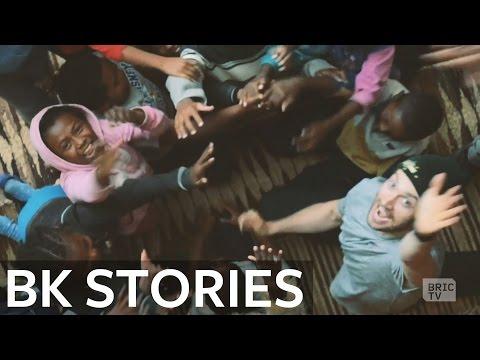 Zara Aina Teaches Acting To Madagascar Youth | BK Stories