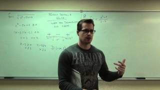 Calculus 1 Lecture 0.2:  Introduction to Functions. thumbnail
