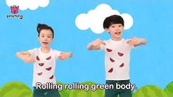 Watermelon Dance | Dance Along | Dance with me | Pinkfong Dance for Children