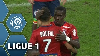 Video Gol Pertandingan LOSC Lille Metropole vs OGC Nice
