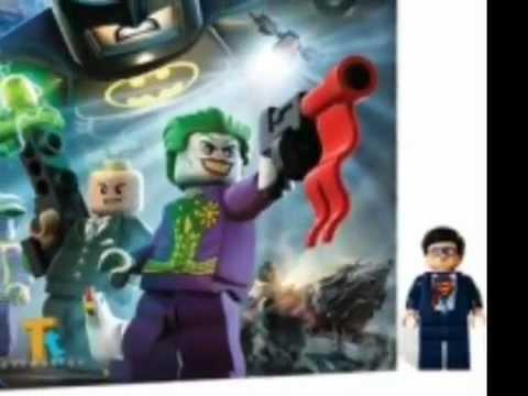LEGO Batman: The Movie -- DC Super Heroes Unite
