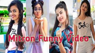 Mitron Video | New Mitron Funny Video | Mitron Comedy Video.