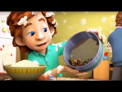 Фиксики - Все серии подряд - Сито, колесо. Мультики для детей