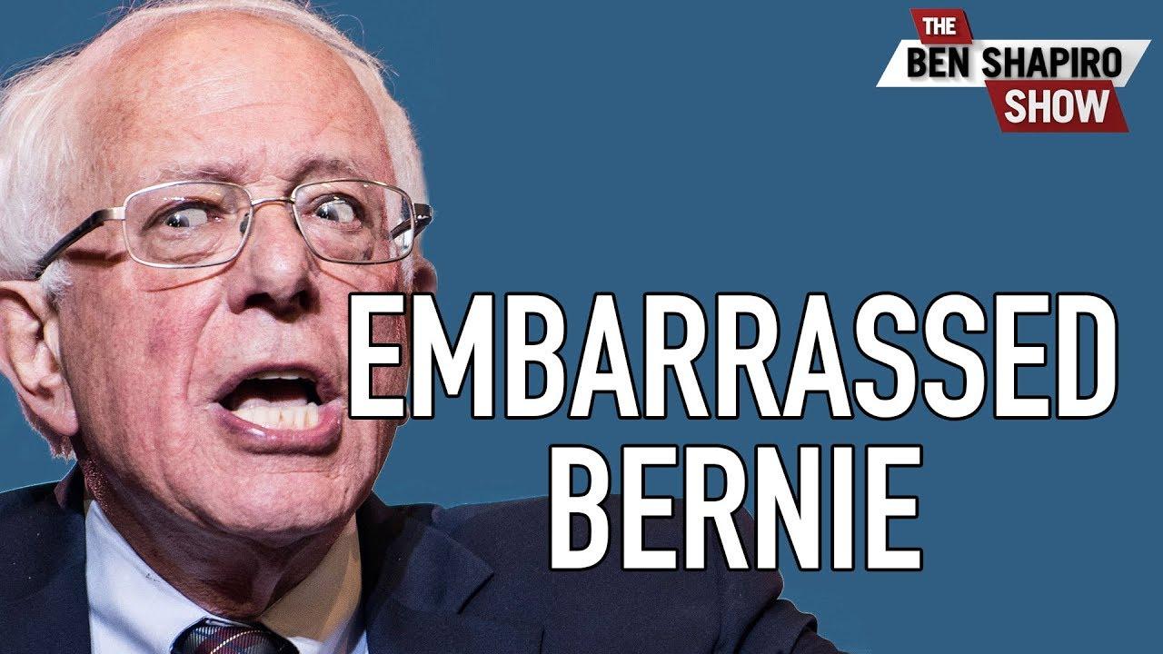 Bernie's Embarrassing Legal Trouble