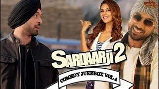 Sardaar Ji 2 Comedy Jukebox Vol 4 | Comedy Scenes | Diljit Dosanjh