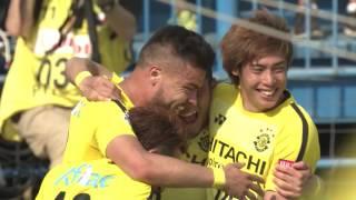 2017年5月6日(土)に行われた明治安田生命J1リーグ 第10節 柏vsC大...