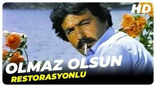 Olmaz Olsun  Ferdi Tayfur Eski Türk Filmi Tek Parça (Restorasyonlu)