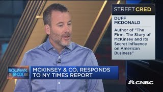 This is starting to look institutional, says expert on McKinsey Saudi report