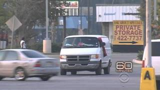 Poverty-stricken families forced to live in cars