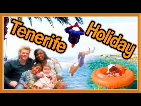 Tenerife Holiday | Taekwondo Kicking, Tricking, Family & Fun