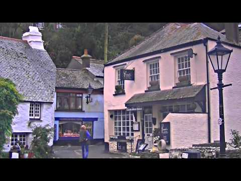 Discovery - Tour of Polperro with Original Music - Cornwall UK (HD)