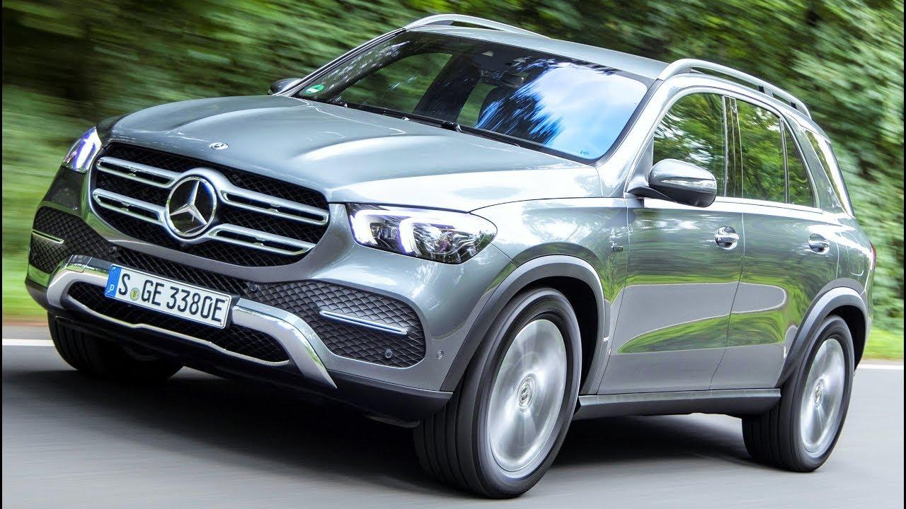 2020 Mercedes GLE 350 de 4MATIC - Eco Friendly SUV - YouTube