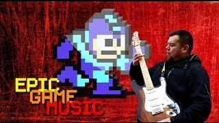 "Mega Man 10 ""Nitroman"" Music Video // Epic Game Music"