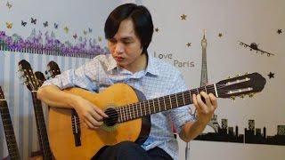Hoa Vàng Mấy Độ (Trịnh Công Sơn) - Độc Tấu Guitar (Guitar Solo) Guitarist Nguyễn Bảo Chương