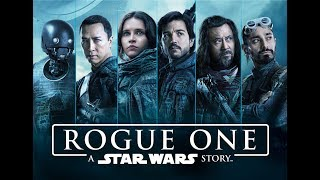 Rogue one: A Star Wars Story Tribute.