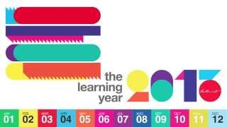 2013 - The Year of Learning