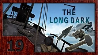The Long Dark V.393 - Выживание 19. Китобойное судно.